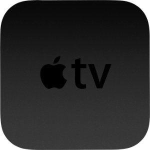 Apple TV Mediaspelare