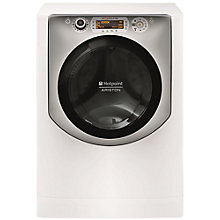 Hotpoint Aqualtis vaskemaskine/tørretumbler