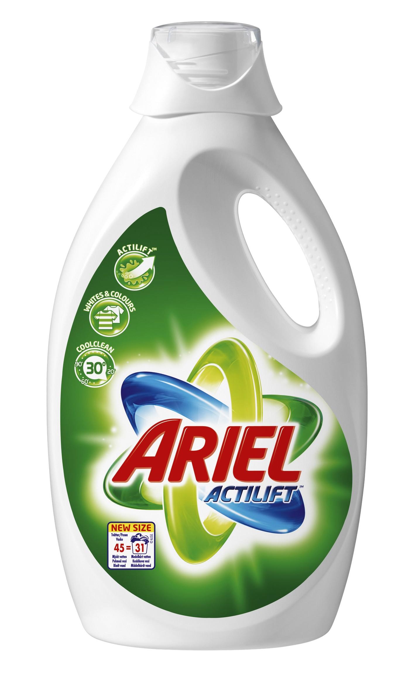 ariel flytende vaskemiddel - Prissøk - Gir deg laveste pris
