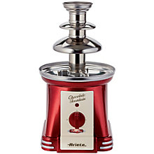 ARIETE CHOCOLATE FOUNTAIN RED