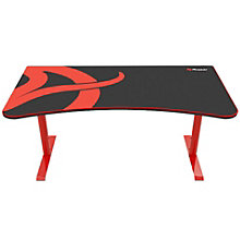 Arozzi Arena Gaming Desk - Red