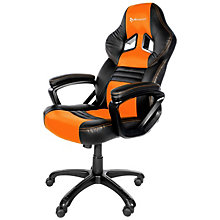 Arozzi Monza gaming stol - orange