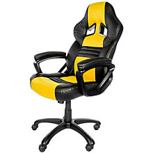 AROZZI MONZA GAMING CHAIR - YELLOW
