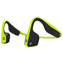 AFTERSHOKZ TREKZ OE HEADPHONE IVEY GREEN BONE COND