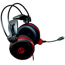 AUDIO TECHNICA AG1X CLOSED BACK GAMING HEADSET