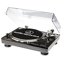 Audio Technica AT-LP120-USBHC pladespiller