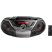 PHILIPS BOOMBOX CD RADAIO BT