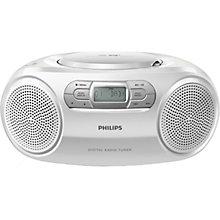 PHILIPS CD /FM/DAB+ WHITE