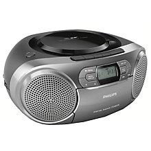 PHILIPS BOOMBOX CD RADIO DAB+