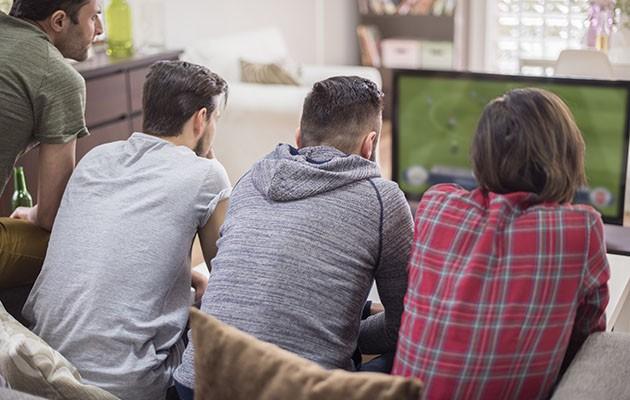 Fotball på TV