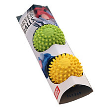 Dryerballs - Yellow and Green