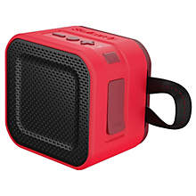 SKULLCANDY A/V SPEAKER RED