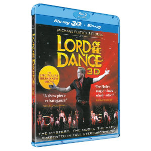 Lord of the Dance (3D Blu-ray)
