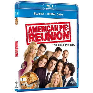 American Pie The Reunion (Blu-ray og digital kopi)
