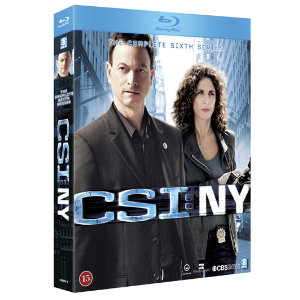 CSI: New York, sesong 6 (Blu-ray)