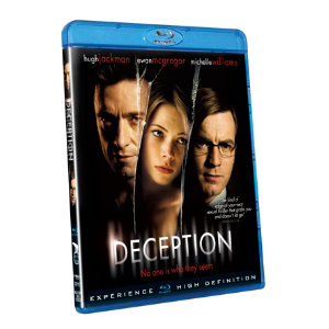 Blu-ray - Deception