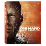 Die Hard Legacy Collection 1-5 (Blu-ray)