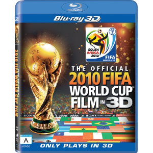 The Official 2010 FIFA World Cup (3D Blu-ray)