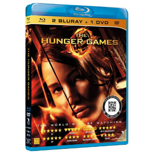 The Hunger Games (Blu-ray plus DVD)
