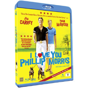 I Love You Phillip Morris (Blu-ray)