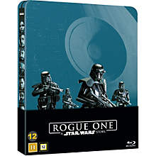 BDVD-ROGUE ONE A STAR WARS STORY 2-DISC STEELBOOK