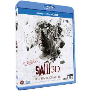 Saw VII: The Final Chapter (3D Blu-ray)