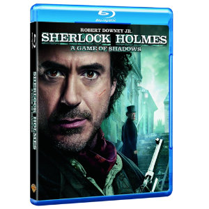 Sherlock Holmes: A Game Of Shadows (Blu-ray)