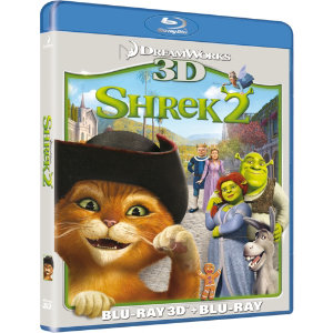 Shrek 2 (3D Blu-ray)