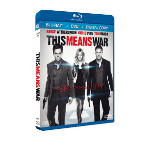This Means War (Blu-ray+DVD & Digital kopi)