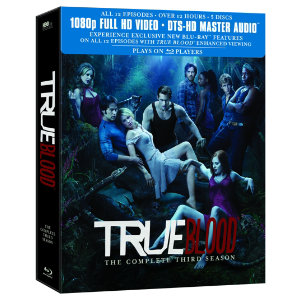 True Blood: sesong 3 (Blu-ray)