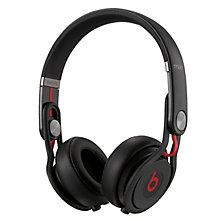 BEATS HEADPHONES MIXR OE BLACK