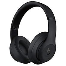 Beats Studio3 trådløs around-ear hovedtlf. (mat sort)