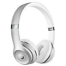 Beats Solo3 WL On-Ear HP - Silver