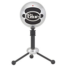 BLUE MICROPHONES SNOWBALL ? BRUSHED ALU