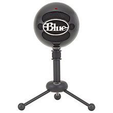 BLUE MICROPHONES SNOWBALL - BLACK