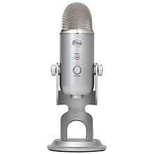 BLUE MICROPHONES YETI - USB