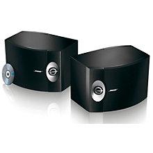 Bose 301 reolhøjttalere (2 stk / sort)