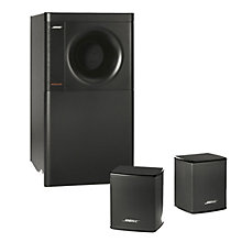 Bose Acoustimass 3 V højttalersystem - sort