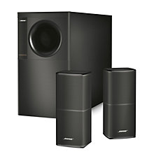 Bose Acoustimass 5 V højttalersystem - sort