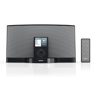 Bose SoundDock II (sort)