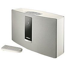 Bose SoundTouch 20 Series III trådløst musiksystem-hvid