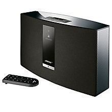 Bose SoundTouch 30 Series III trådløst musiksystem-sort