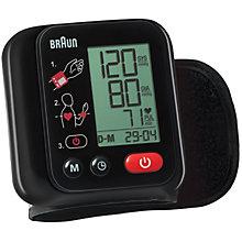 Braun Blood Presure Monitor