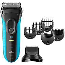 BRAUN SHAVE&STYLE SERIES 3