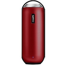 PHILIPS A/V SPEAKER RED