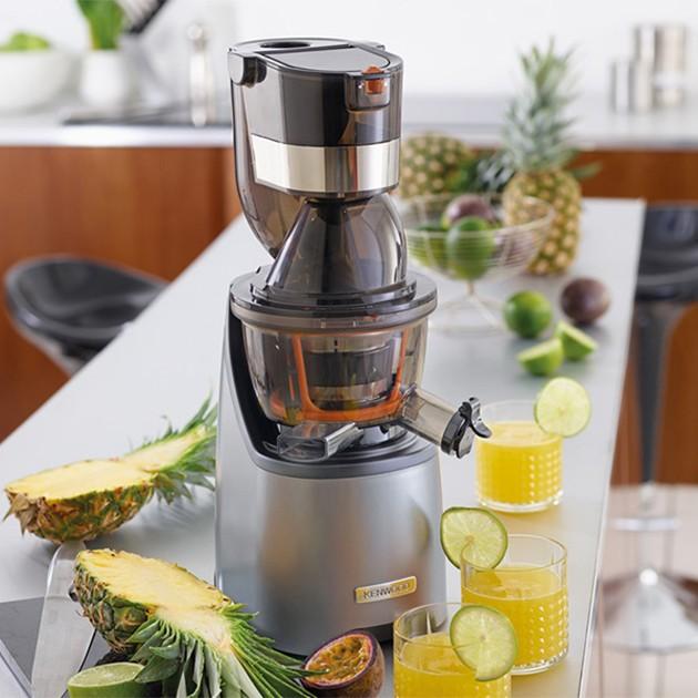 Få det beste ut av frukt og grønt med en Slow Juicer fra Kenwood