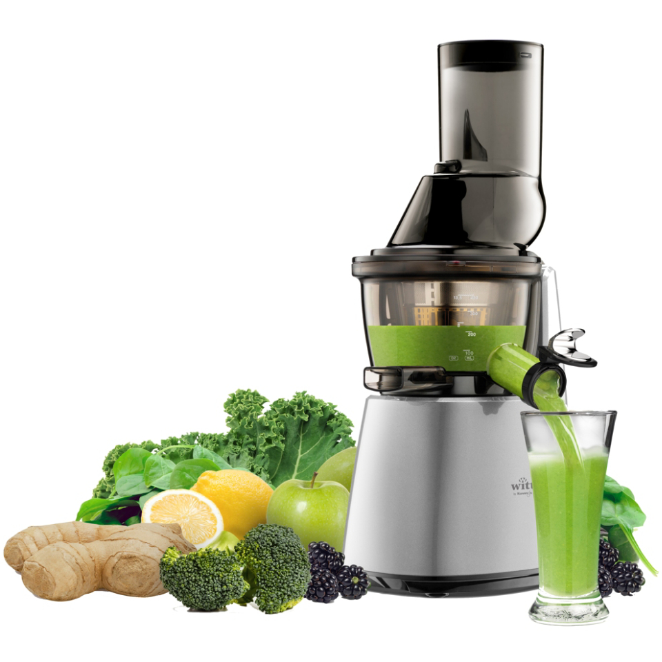 Witt Slow Juicer Juicepresso : Slow food - Elgiganten