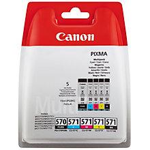 Canon PGI-570/CLI-571 blækpatroner - value pack