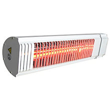 Mill Infrared Outdoor Heating