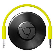 CHROMECAST AUDIO PLAYER